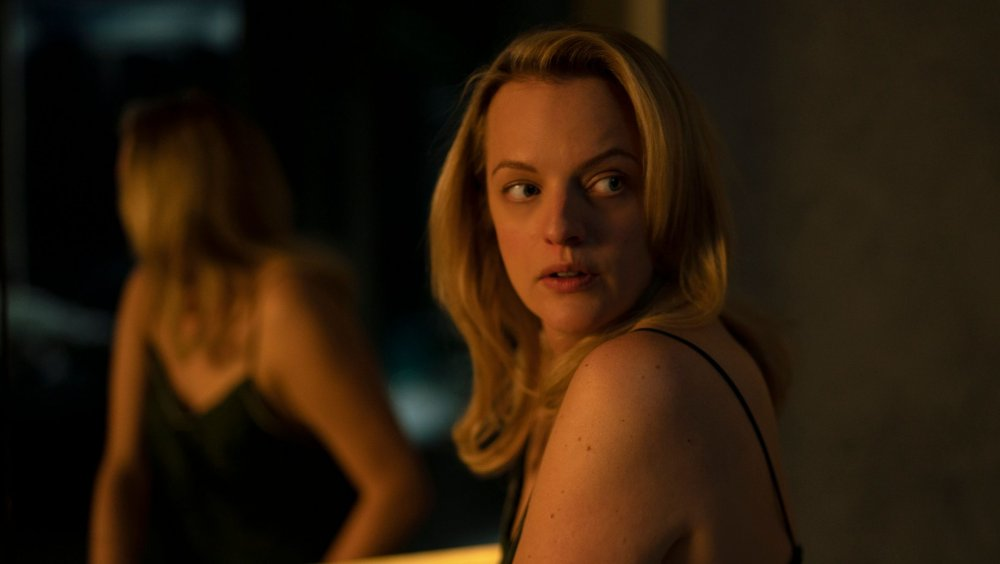 Elisabeth Moss in The Invisible Man