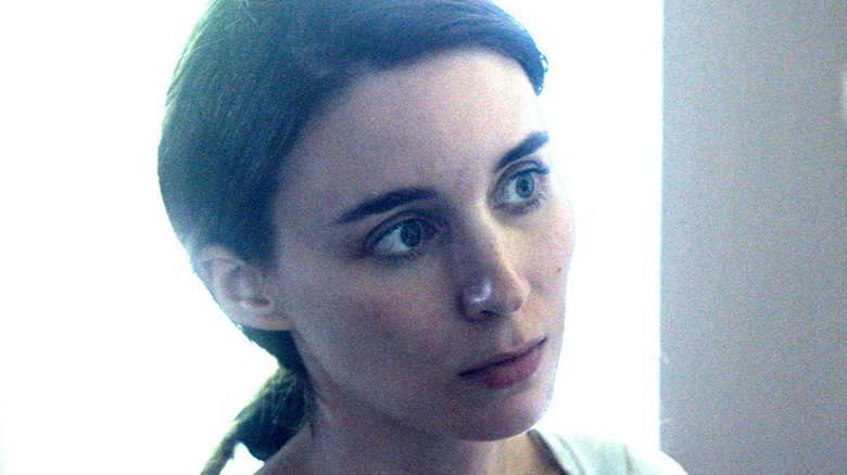 Rooney Mara in A Ghost Story