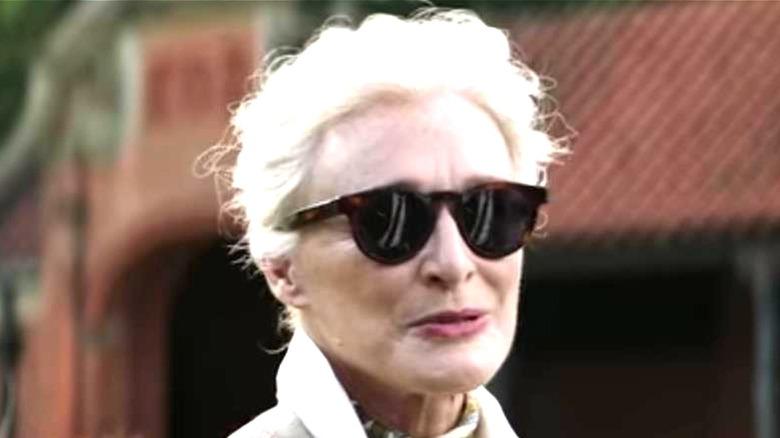 Glenn Close as Lady Edith de Haviland