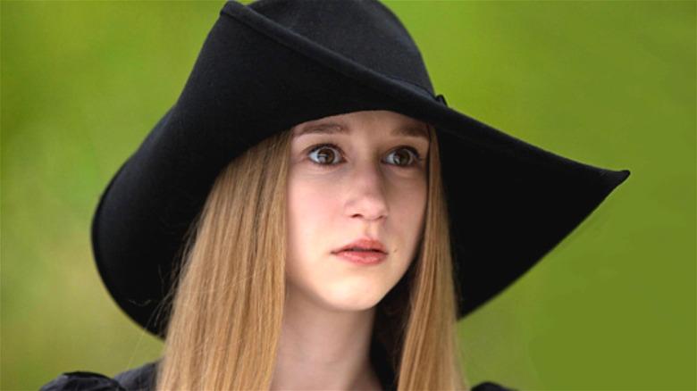 Taissa Farmiga as Zoe Benson
