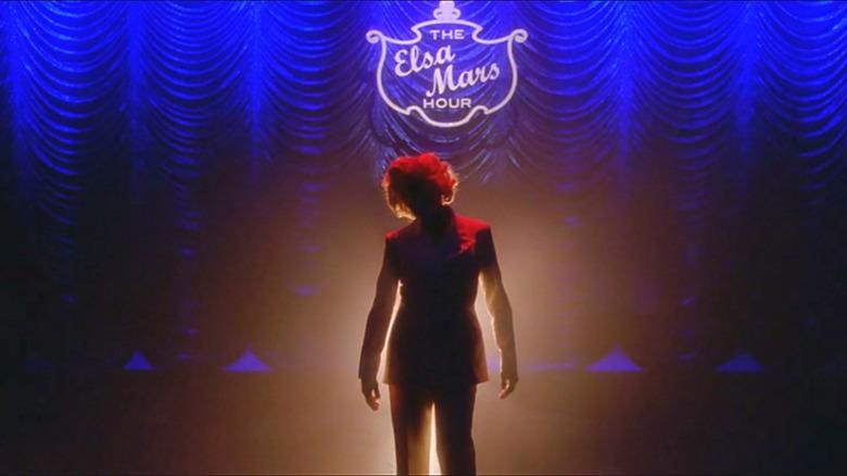 Jessica Lange on The Elsa Mars Hour