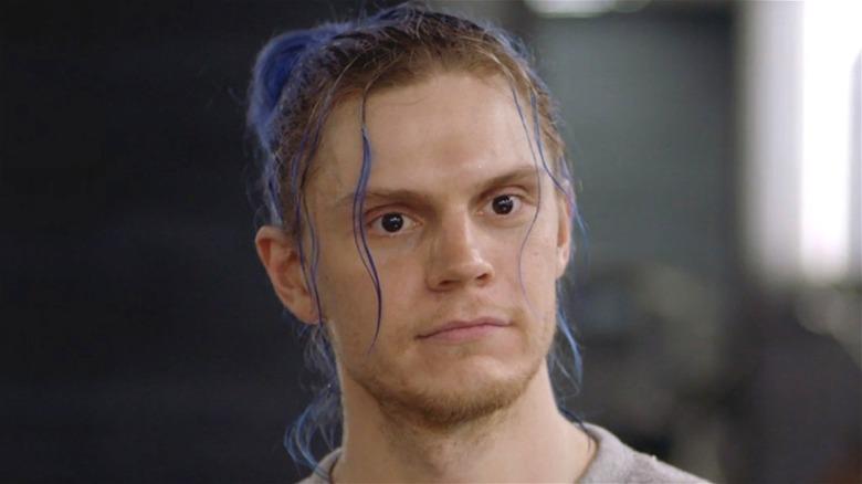 """Evan Peters as Kai Anderson in """"Cult"""""""
