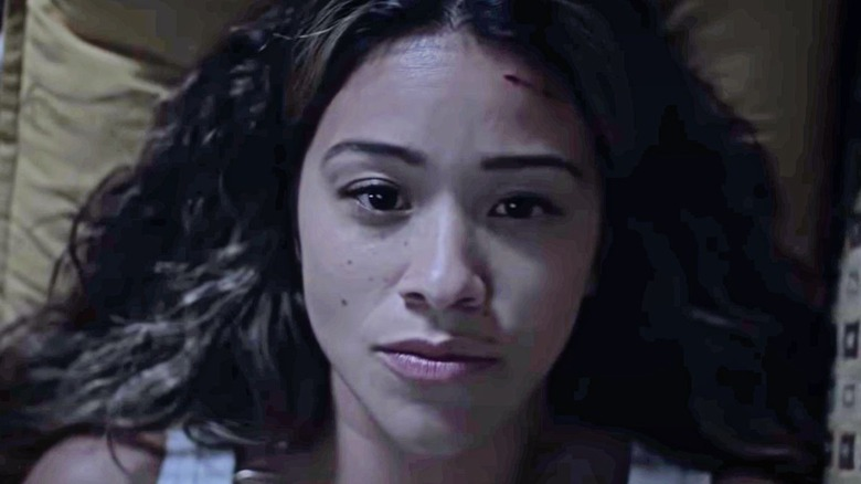 Gina Rodriguez awake Netflix 2021 movie