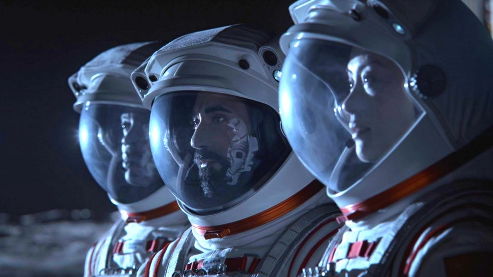 The astronauts of Away season 1