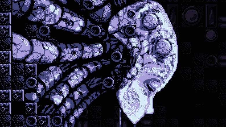 Axiom Verge Machine head