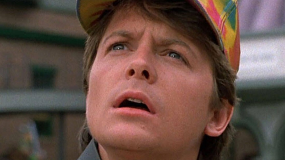 Back to the Future Part II Marty McFly