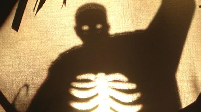 Candyman 2021 shadow puppet