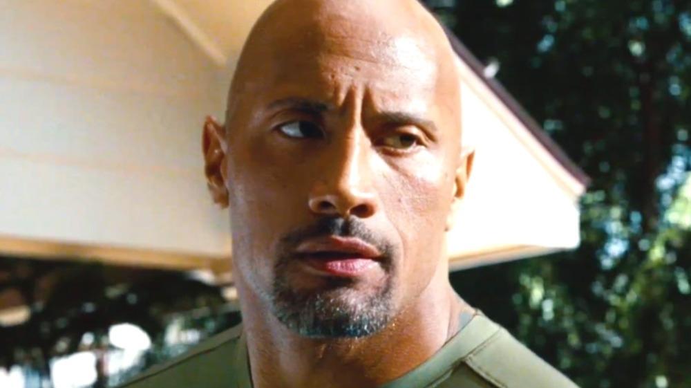 Dwayne Johnson as Roadblock in G.I. Joe: Retaliation