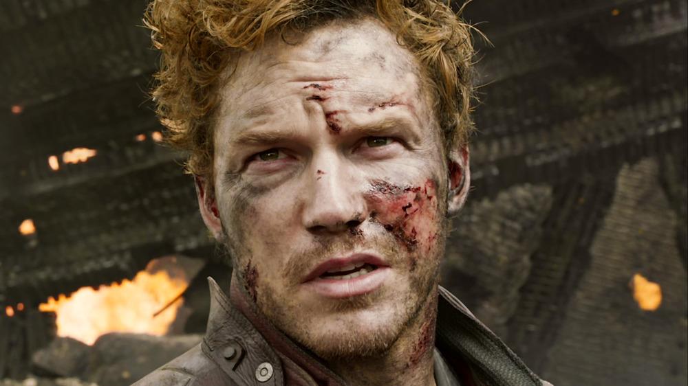 Chris Pratt Peter Quill Guardians of the Galaxy