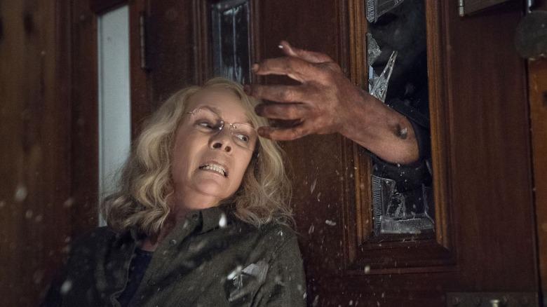Laurie Strode in Halloween