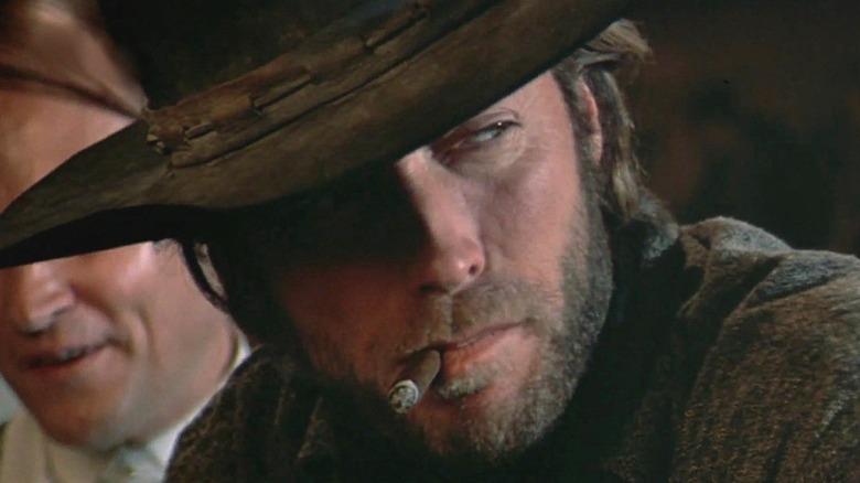 Clint Eastwood's Stranger in High Plains Drifter
