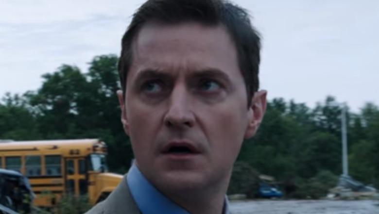 Gary looking shocked