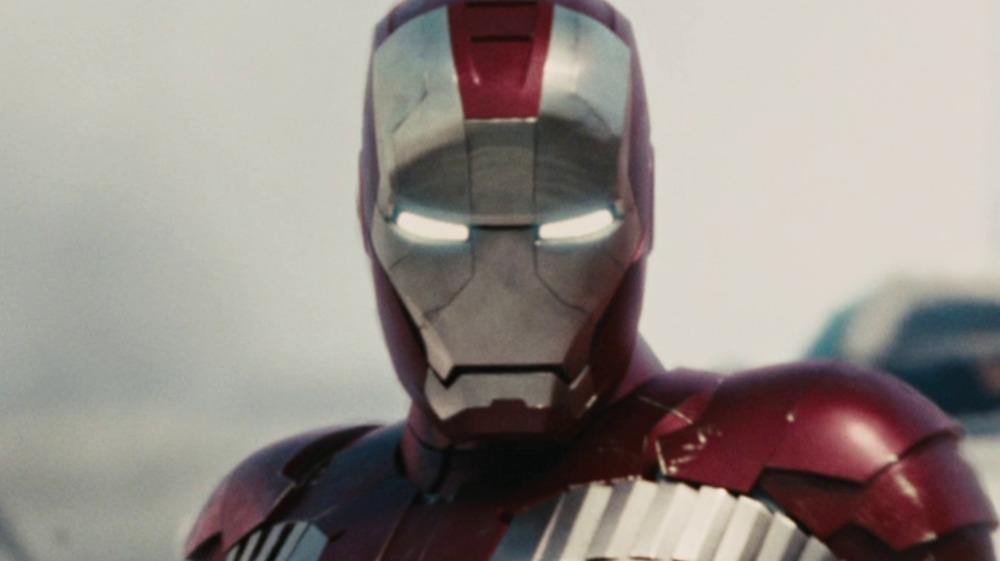 Iron Man 2 armor