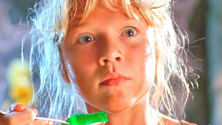 Ariana Richards as Lex Murphy in Jurassic Park