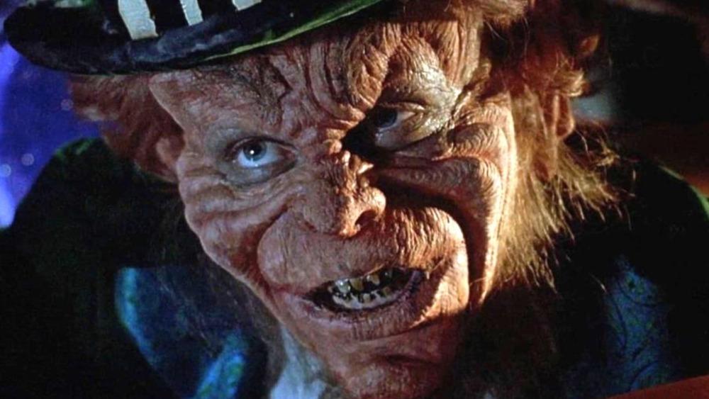 Warwick Davis as the Leprechaun