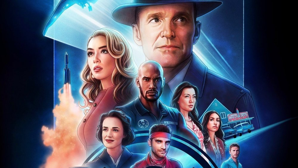 Promo art for Agents of SHIELD