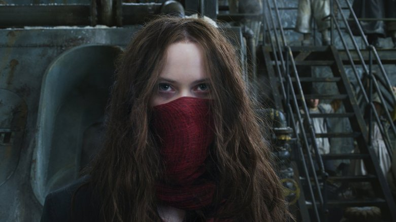 Hester in Mortal Engines
