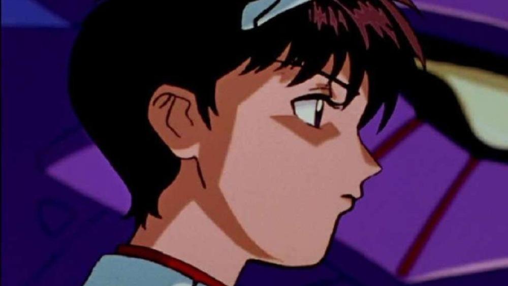 Shinji Neon Genesis Evangelion