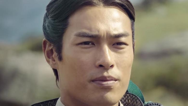 Tony Yang in Dynasty Warriors