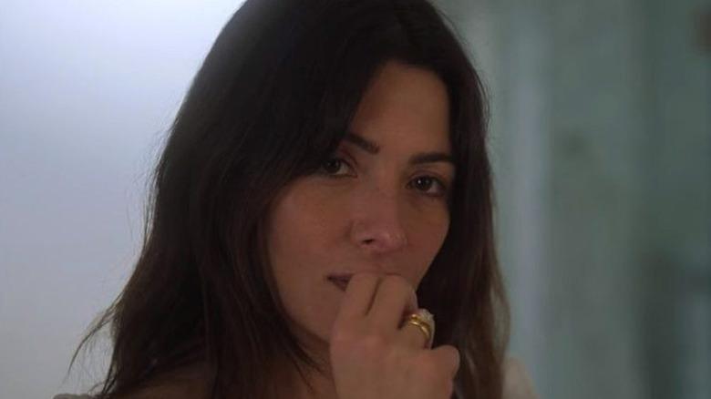 Billie thinking