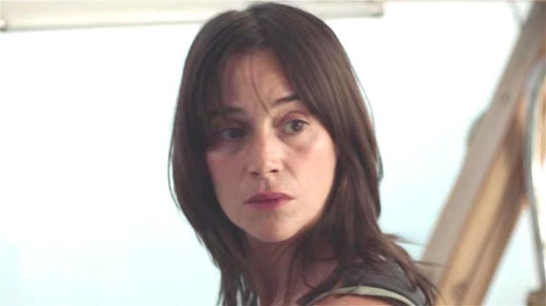 Suliane Brahim in 'The Swarm'