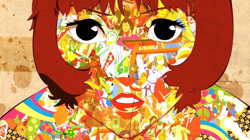 Paprika's illustrated face