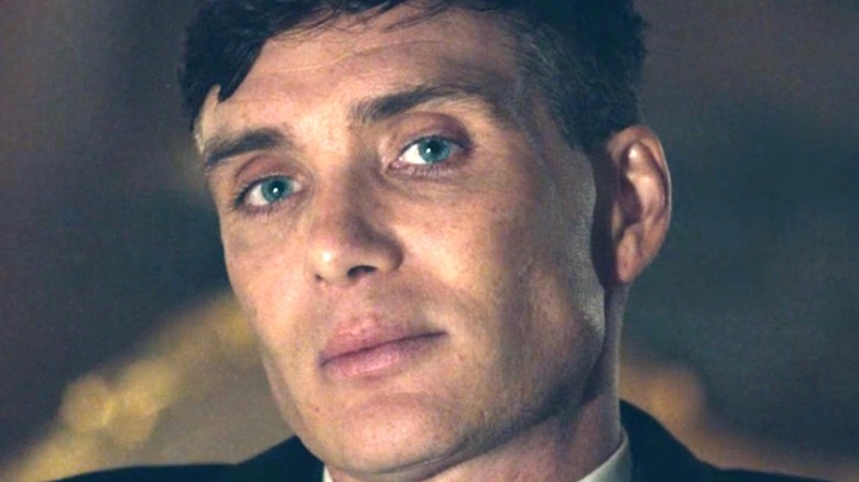 Tommy Shelby of Peaky Blinders
