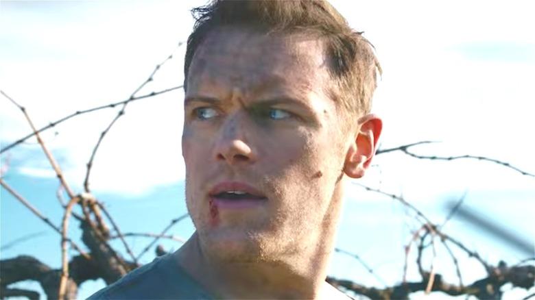 Tom Buckingham bloody face