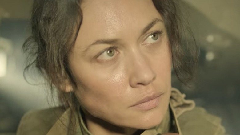 Olga Kurylenko in Sentinelle
