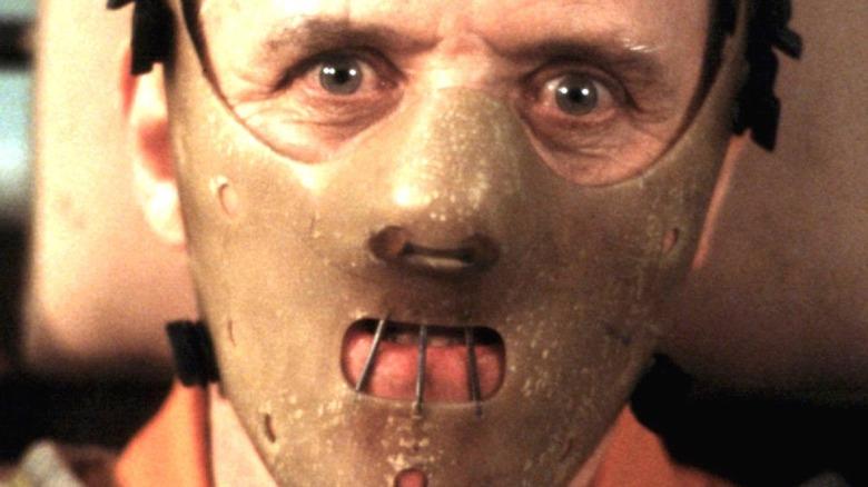Anthony Hopkins Hannibal Lecter mask