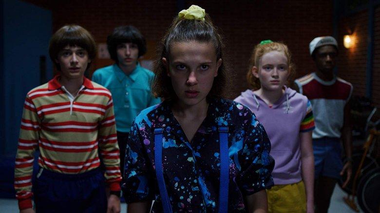 The Stranger Things kids