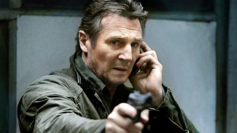 Liam Neeson Taken 3