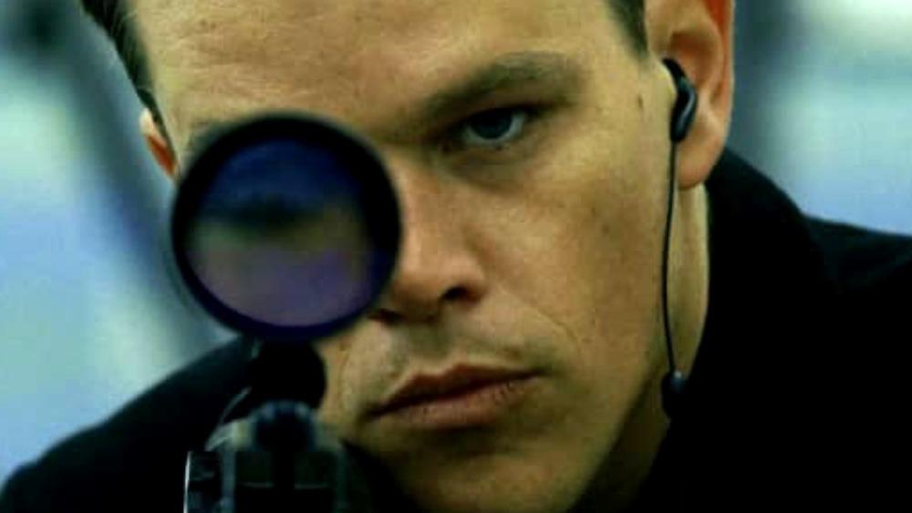 Jason Bourne scopes