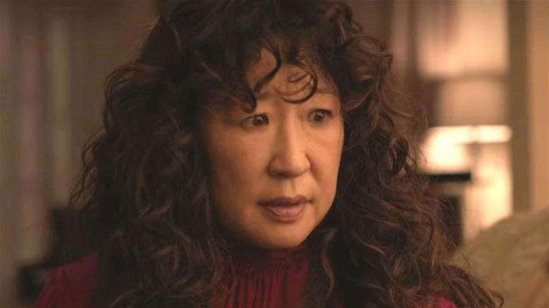 Sandra Oh as Ji-Yoon Kim