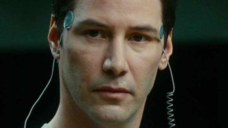 Keanu Reeves Klaatu polygraph
