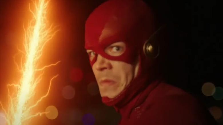 The Flash in Season 7 finale