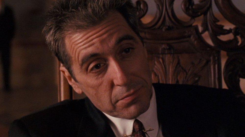 Al Pacino in The Godfather Part III