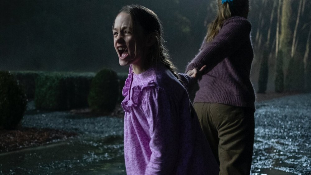 Flora and Dani in The Haunting of Bly Manor