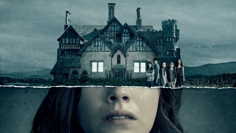 Nell in The Haunting of Hill House