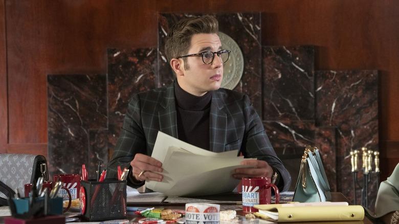 Ben Platt as Payton Hobart on Netflix's The Politician