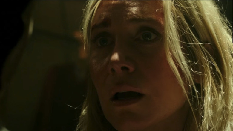 Elizabeth Mitchell in The Purge: Election Year