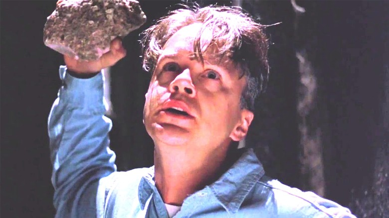 Andy Dufresne in The Shawshank Redemption