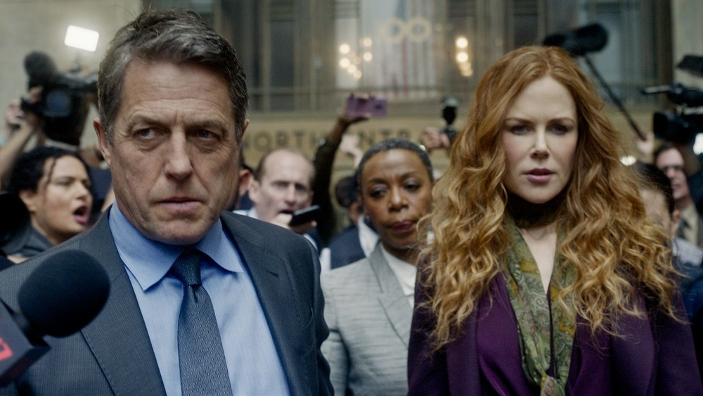 Hugh Jackman and Nicole Kidman on The Undoing