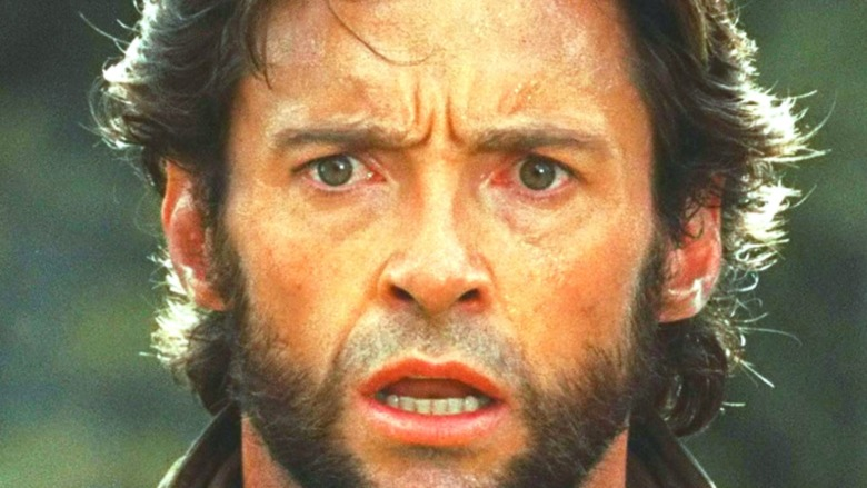 The Wolverine headshot