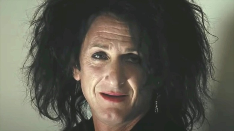 """Sean Penn as Cheyenne in """"This Must Be the Place"""""""