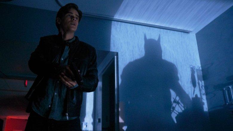 Brenton Thwaites as Dick Grayson in the Titans season 1 finale