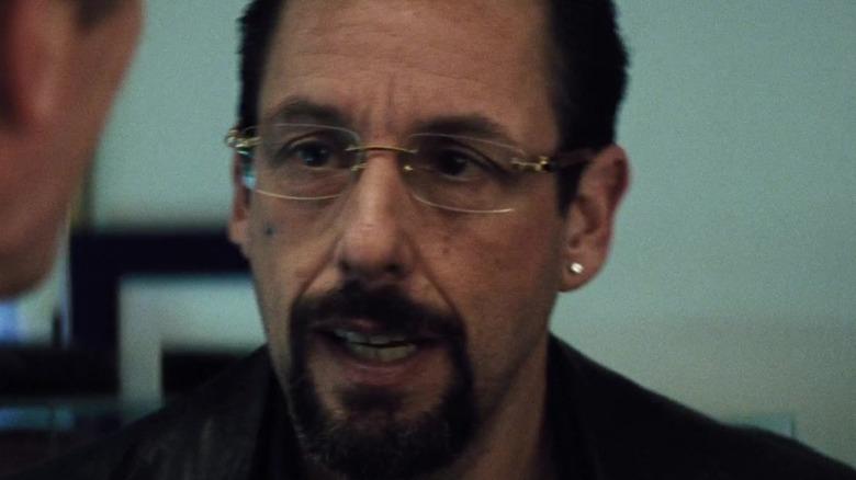 "Adam Sandler with earring in ""Uncut Gems"""