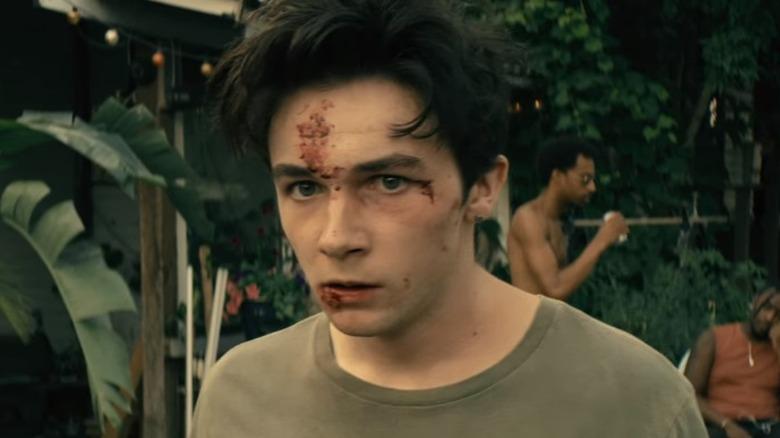 Mark McKenna as Wayne McCollough in Wayne (2019)