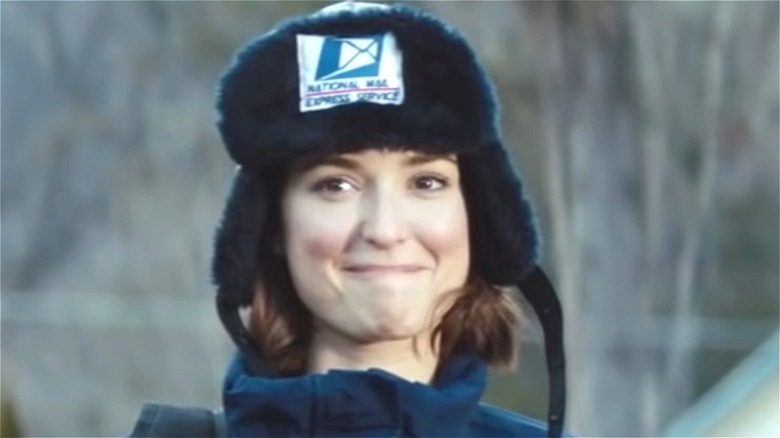 Cecily smiling