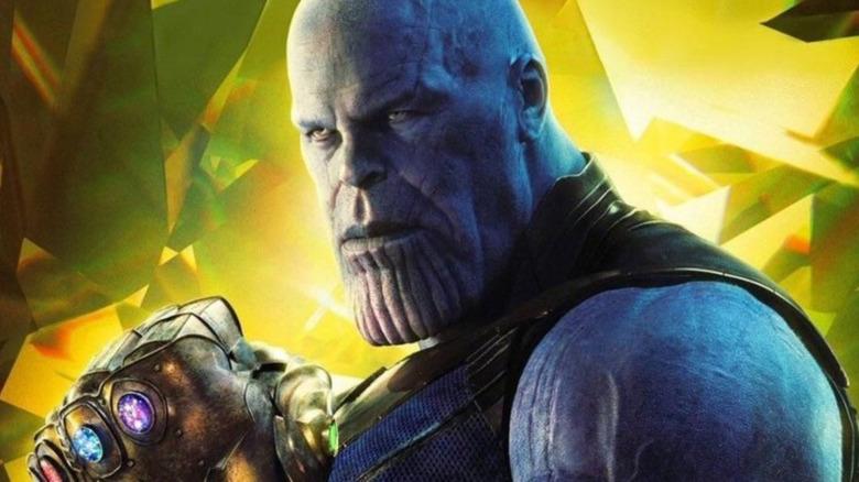 Thanos Avengers: Endgame promo image